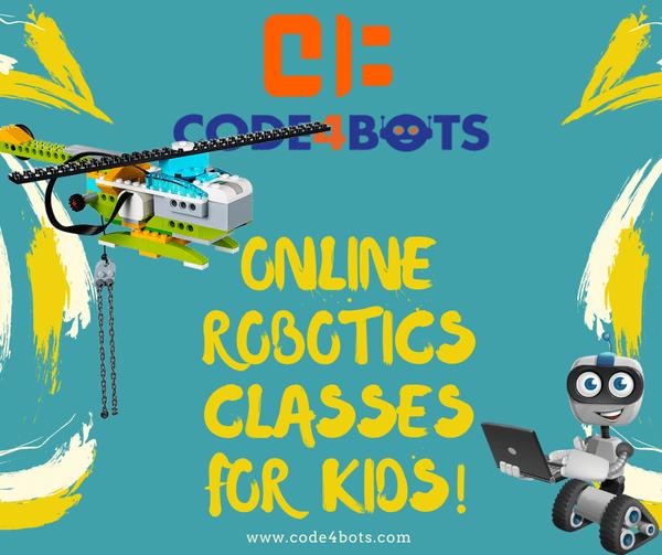 Online Robotics Curriculum