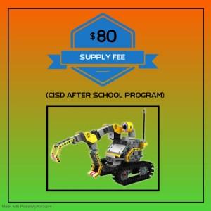 CISD After School STEM Program