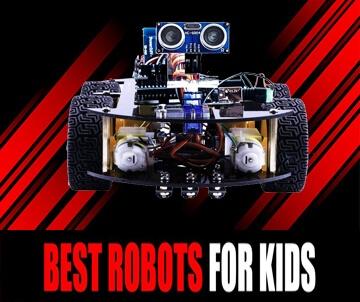 Best Robots for Kids