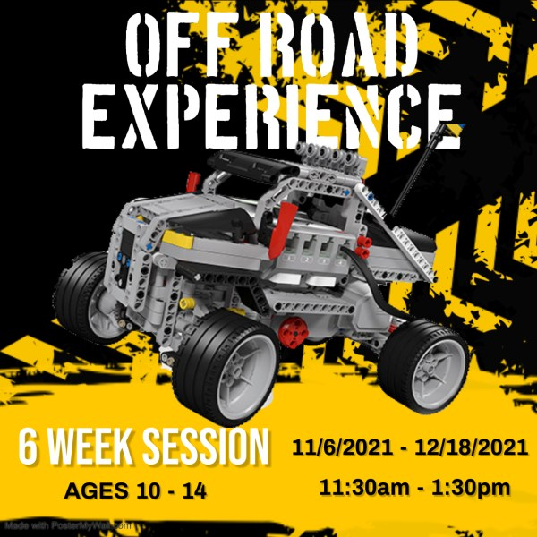 Advanced Robotics Off Road Experience