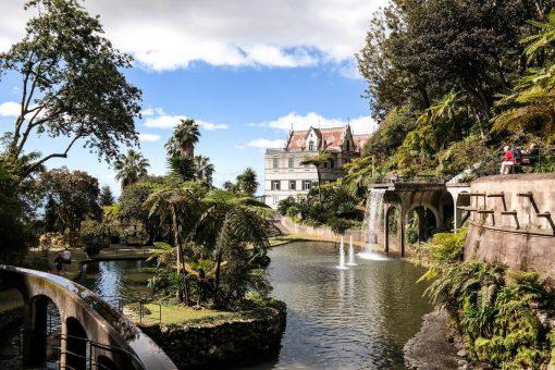 Jardim Monte Palace