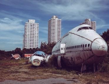 Cmentarzysko samolotów w Bankoku