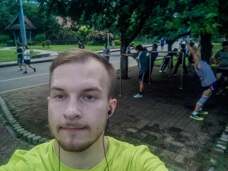 Lumpini Park Run