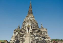 Ayutthaya - Wat Phra Si Sanphet