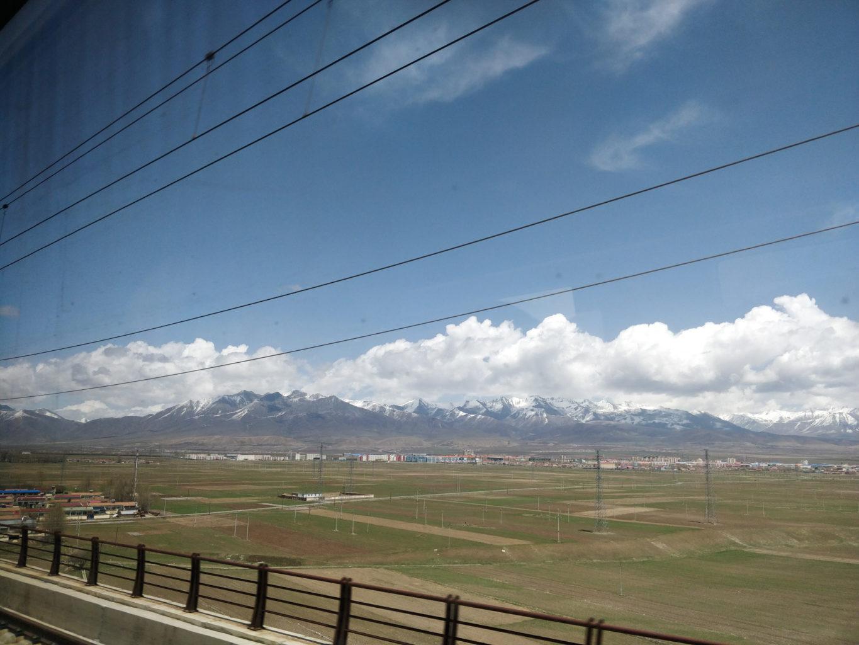Po drodze do Zhangye