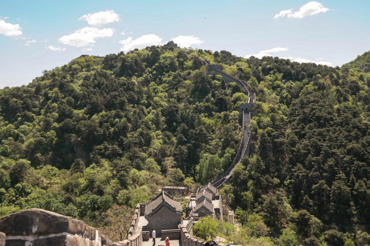 Wielki Mur Chiński Mutianyu