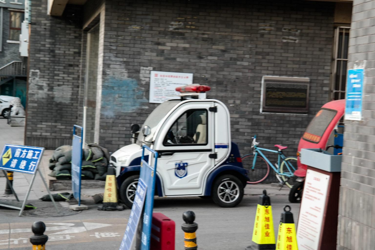 Wóz policyjny