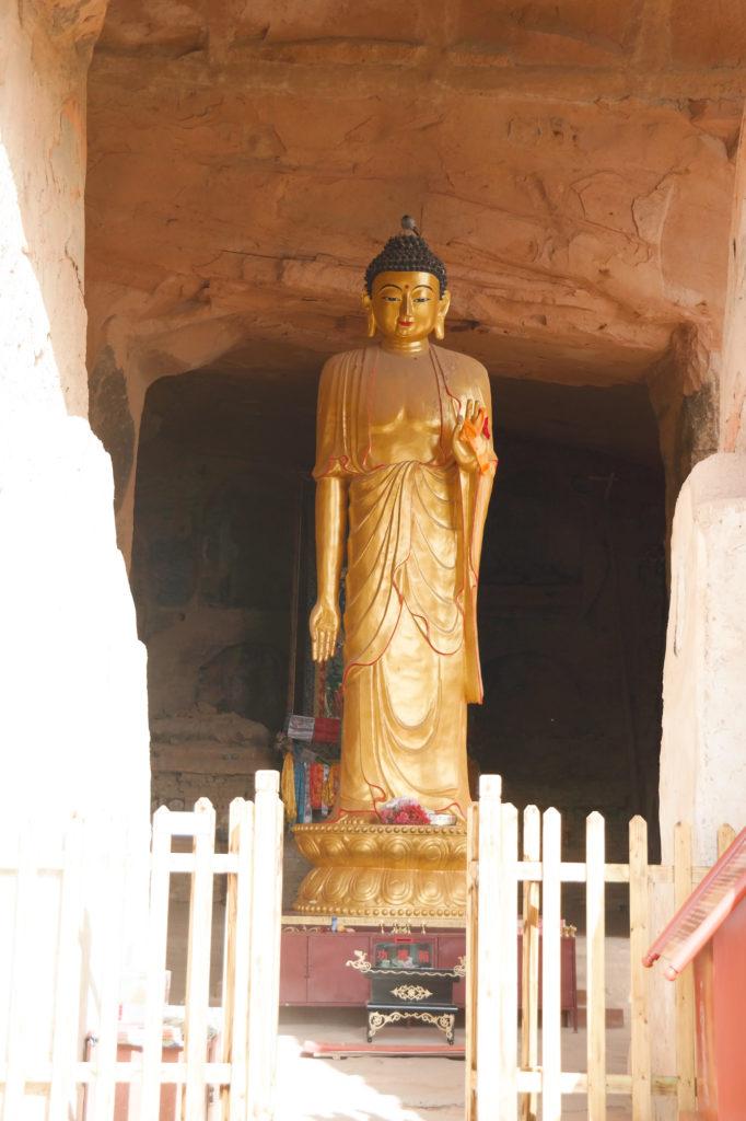 Buddha w Grotach Mati Si