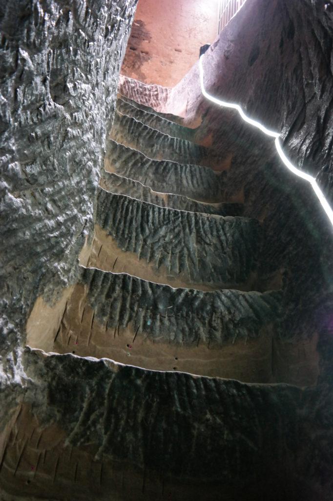 Strome schody w Mati Si