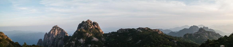 Panorama Żółtych Gór