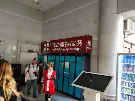przechowalnie bagązu w parku Zhangjiajie