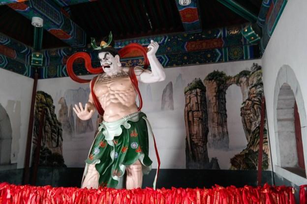 Tianmen Mountain Temple