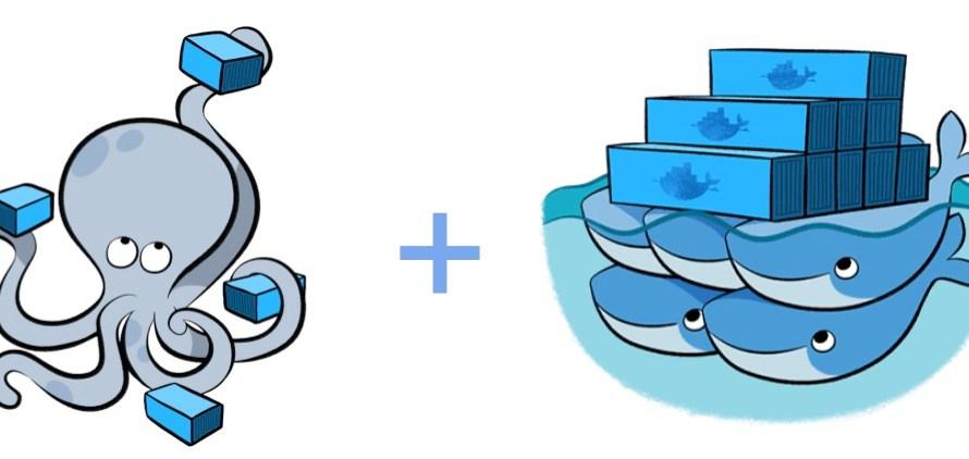 docker-compose for Swarm: docker stack