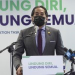 Khairy Jamaluddin march 29 pc