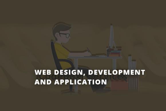 Web Design, Development and Application