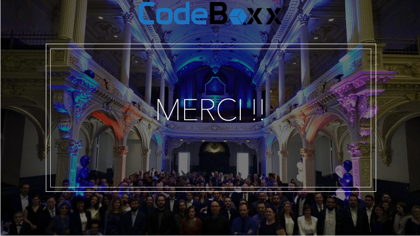 CodeBoxx Gala: Celebrate an exceptional year!