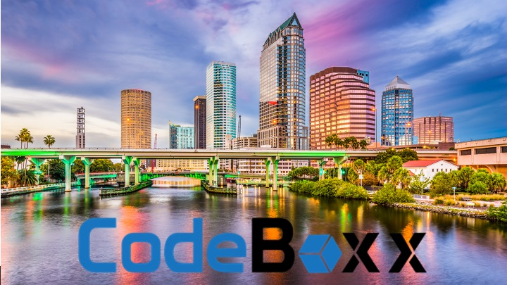 CodeBoxx opens the registrations for a new campus in Tampa Bay, FL!