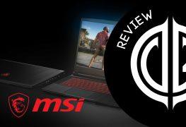 MSI GF63 Gaming Laptop Review