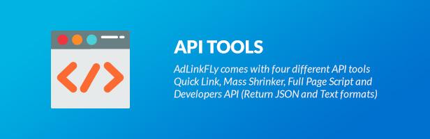 AdLinkFly - Monetized URL Shortener - 7