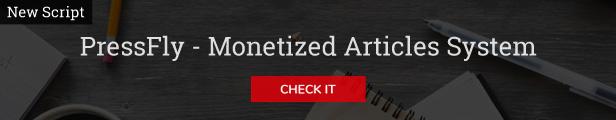AdLinkFly - Monetized URL Shortener - 1