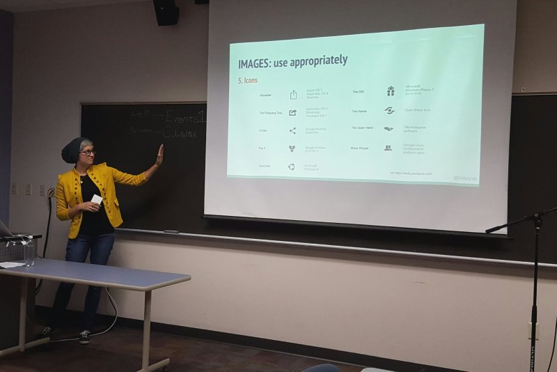 Hilary Stohs-Krause - Make your website not ugly