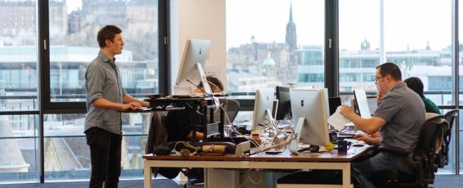 FreeAgent office, Edinburgh