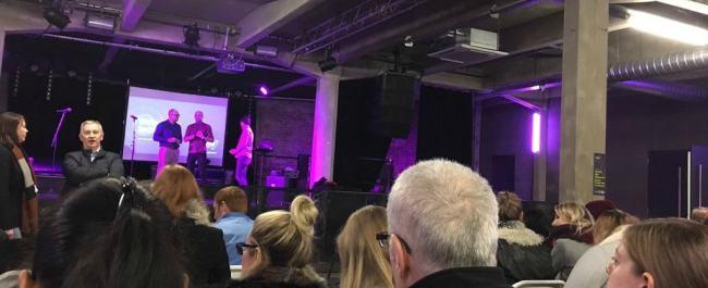 Techaus Glasgow 2016