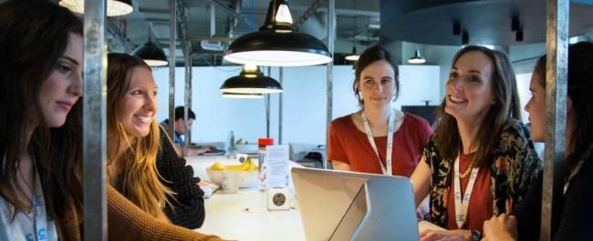 Women at CodeClan