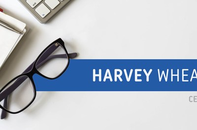 Harveys blog post