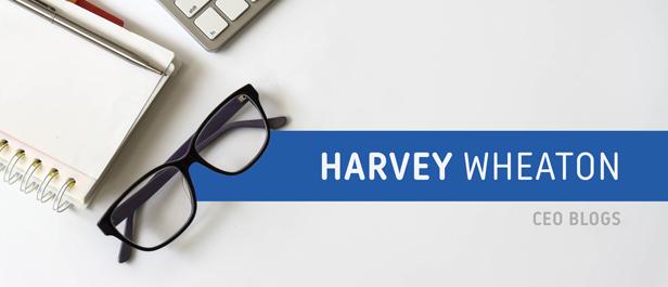 Harveys blog post