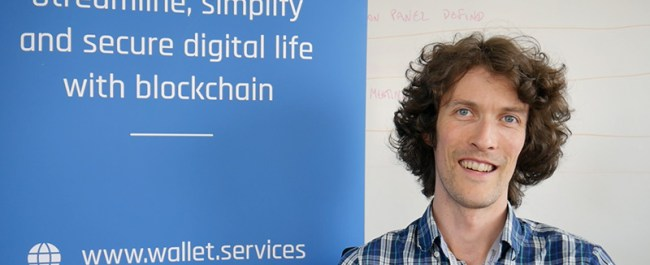 Matthew from Wallet.Services talks to CodeClan