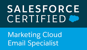 Header-Marketing Cloud Email Specialist