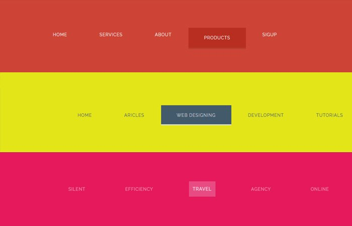 Create Cool CSS Link Hover Effects | Creative Link Effects