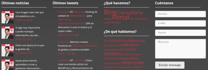 Codection   WordPress  WooCommerce  tiendas online  plugins a medida  themes a medida