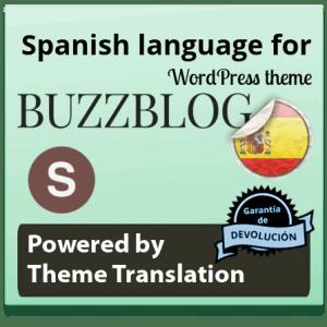 BuzzBlog traducción español