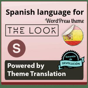The Look traducción tema español