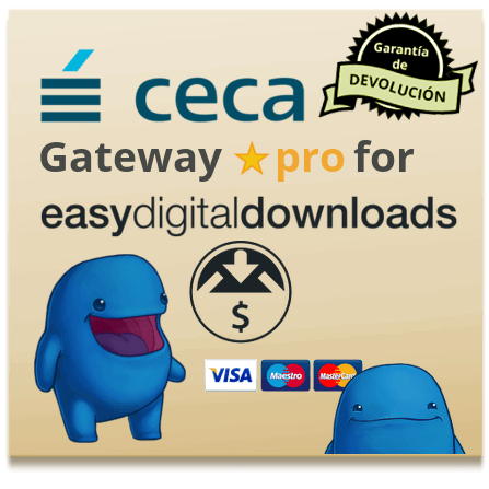 Ceca Gateway for EDD Pro