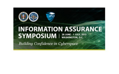 Information Assurance Symposium (IAS) – June 29th, 2015