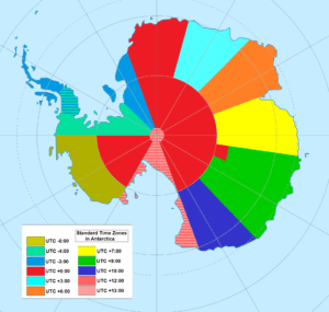 Locations with country code and Time Zone