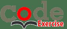 code exercise logo