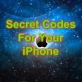 iPhone Secret Codes – Updated