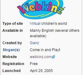 Webkinz Apps Info with Secret Codes 2016