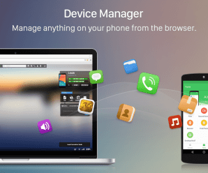 Control Your Android Device From Your PC