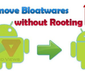 Remove Bloatware From Android Device Without Root