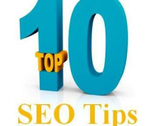 Top 10 SEO Tips for Website Designers