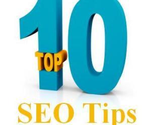 Top 10 SEO Tips for Website Designers