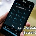 Asus Mobile Hidden Secret Codes List