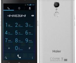 Haier Mobile Hidden Secret Codes List