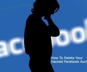 How to Delete Your Hacked Facebook Account?