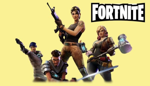 Fortnite game epic download